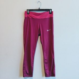 ✨4 FOR $15✨ Nike running cropped leggings